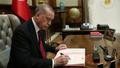 Cumhurbaşkanı Erdoğan onayladı! Kabinede iki yeni bakanlık kuruldu!