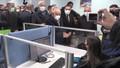 Uludağ Elektrik Kars Çağrı Merkezi'nin yeni binası hizmete açıldı