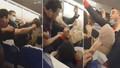 Dünya basını manşete taşıdı: Tunus-İstanbul uçağında akılalmaz kavga