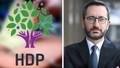 """Fahrettin Altun'dan HDP'ye """"Ermeni Soykırımı"""" tepkisi"""