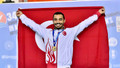Ferhat Arıcan'dan üst üste ikinci Avrupa Şampiyonluğu!