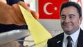 Ali Babacan'dan bomba erken seçim çıkışı! 'O tarihte yapmak AK Parti'ye yarıyor'