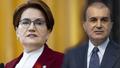Erdoğan'a 'minnoş' diyen Akşener'e sert tepki