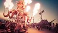 Burning Man Festivali'ne bu yıl da korona engeli