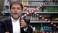 Ahmet Hakan'dan alkol yasağı açıklaması: Tekel bayilerini toptan kapatmak da neyin nesi?