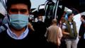 Otogar bombacıları Habertürk TV yayındayken kadraja girmiş