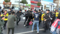Taksim'e yürümek isteyen gruba sert müdahale! 1 Mayıs gerginliği!