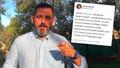 Fatih Portakal fena yakalandı! Sosyal medyadan tepki yağdı…