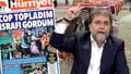 Hürriyet'in manşetine gelen tepkiler Ahmet Hakan'ı kızdırdı!