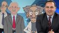 Deniz Zeyrek'ten AK Parti'ye çizgi film uyarısı: 'Merhum Erol Olçok'un yokluğu hissediliyor'