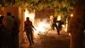 İsrail polisinden Mescid-i Aksa'da sos bombalı saldırı