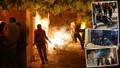 İsrail polisinden rezalet! Mescid-i Aksa'da ses bombalı saldırı düzenlendi