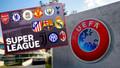 UEFA'dan ağır Avrupa Süper Ligi yaptırımı! Gelirlerine el konuldu...