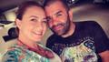Ceyda Düvenci, eşiyle öpüştüğü pozu paylaştı