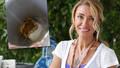 Bakan eşi sosyal medyada paylaştı! Meyve suyu paketinde mide bulandıran görüntü!
