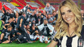Canlı yayında neye uğradığını şaşırdı! Şampiyon Beşiktaş'tan Esra Erol'a büyük jest!