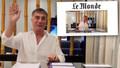 Sedat Peker'in videoları Fransız basınına haber oldu!