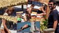 Ceyda Düvenci ile Bülent Şakrak Bodrum tatilinde!