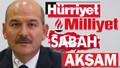 İktidar medyası Bakan Süleyman Soylu'yu haksız çıkardı
