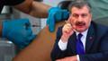 Türkiye'de kaç doz aşı yapıldı? Bakan Koca paylaştı