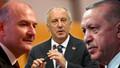 Soylu, Erdoğan'a ne mesajı verdi? İnce'den canlı yayında flaş açıklama!