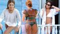 Sibel Can yıllar sonra bikinili görüntülendi! O fotoğraflar yeniden gündem oldu