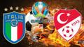 EURO 2020'deki Türkiye - İtalya maçında bir ilk!