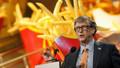 McDonald's'ın patatesleri Bill Gates'in tarlasında yetişiyor