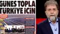 Ahmet Hakan 'Güneş Topla Türkiye için' manşetini savundu: Bunları kim yaparsa Hürriyet'e manşet olur