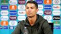 Ronaldo'dan çok konuşulan hareket! Görür görmez kaldırdı…