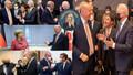 Dünya liderlerinin sözsüz mesajları NATO zirvesine damga vurdu!