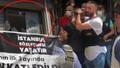 HDP İzmir il binasına saldırı, bina ateşe verildi