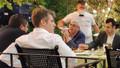 Sezgin Baran Korkmaz'ın yeni fotoğrafı ortaya çıktı! Yargıtay üyesi ile yemek yemiş!