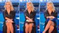 Paola Ferrari, iç çamaşırı giymeyince sansür uygulandı!