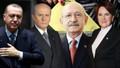 Avrasya'nın son anketinden çarpıcı sonuçlar çıktı! Cumhur İttifakı dibe vuruyor…