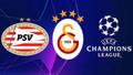 PSV Galatasaray maçı ilk 11'leri belli oldu!