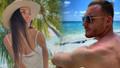 Hande Erçel bikinili pozuyla olay oldu! Sevgilisi Kerem Bürsin'den yorum gecikmedi…