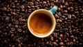 Çok fazla kahve tüketenlere kötü haber! Hacmini azaltıyor…