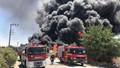 Gaziantep'te büyük yangın! Çevredeki evler boşaltıldı…