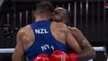 Tokyo Olimpiyatları'nda Mike Tyson vakası! Rakibinin kulağını ısırmaya çalıştı…