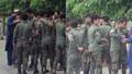 Sosyal medyada tartışma yaratan görüntüler! İstanbul'da üniformalı Afganlar....