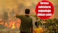 Türkiye'deki orman yangınları NASA haritasında! Afetin boyutu sanılandan büyük!