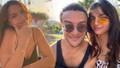 Hamza Yazıcı'nın sevgilisi Şenay Forbes bikinili pozuyla gündem oldu! 'Böyle yandım…'