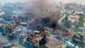 Yangından etkilenen yerler 'Genel Hayata Etkili Afet Bölgesi' ilan edildi!