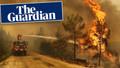 The Guardian Türkiye'deki orman yangınlarını yazdı! 'Endişeleri artırıyor…'