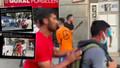 Kasımpaşa'da gazetecilere sopalı saldırı!