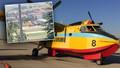 THK'nın 'kullanılamaz' denilen uçakları görüntülendi! Uçaklar sağlammış!