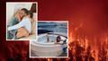 Bodrum yanarken lüks yatta jakuzi keyfi yaptı! Şeyma Subaşı'na tepki yağdı