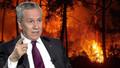 """Bülent Arınç'tan yangın eleştirisi: """"Yetkililerin birbiriyle çelişen beyanları..."""""""