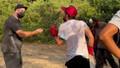 Şahan Gökbakar'dan gönüllü vatandaşa uyarı
